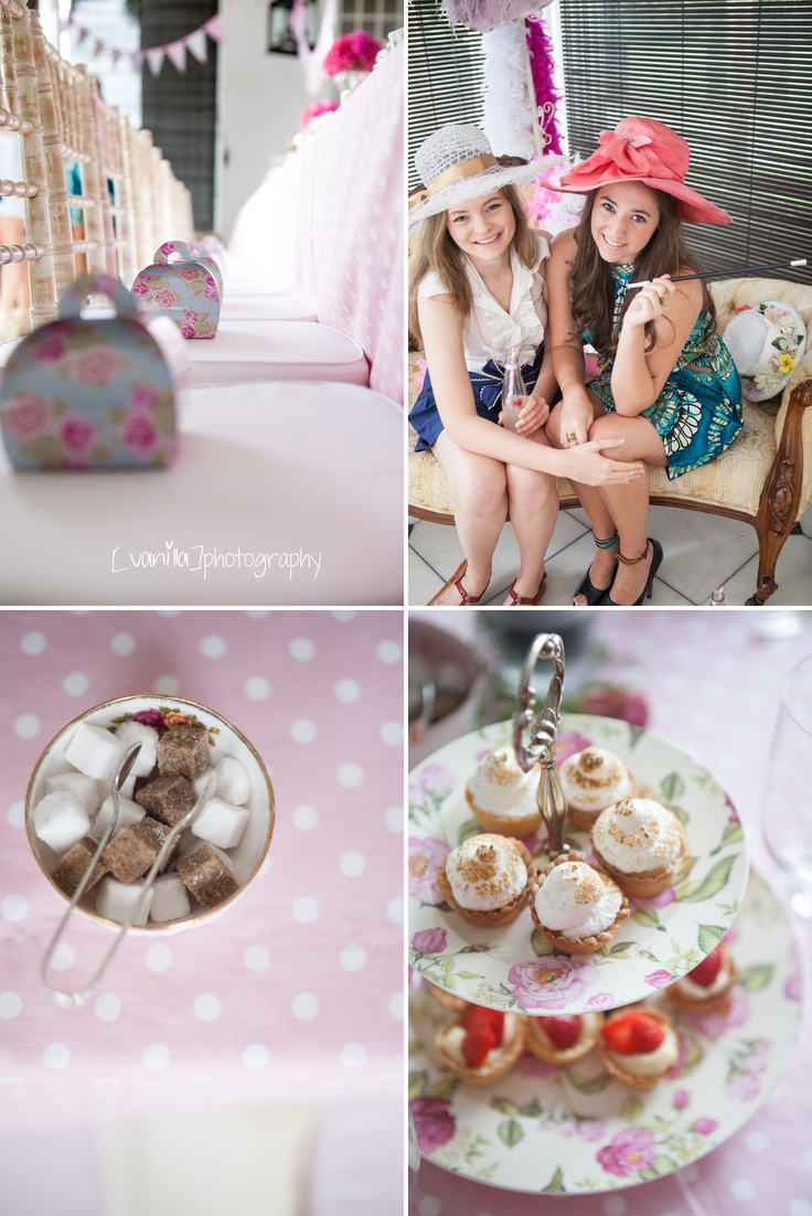 high tea decorations #vanillaphotography  Party Time  Pinterest