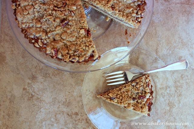 Brown Butter-Apple Butter Tart | yum | Pinterest