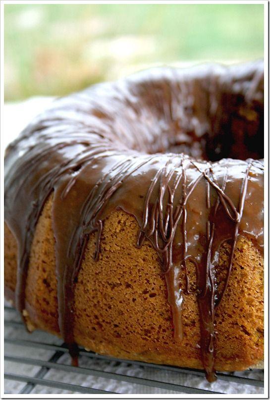 Pumpkin Cream Cheese Bundt Cake | Festive Fall | Pinterest