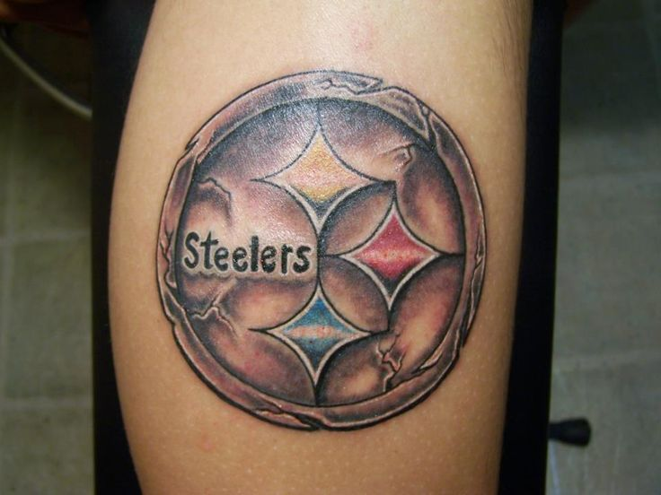 Steelers style tattoo pictures to pin on pinterest