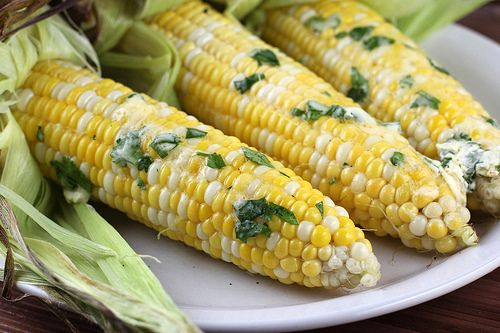 Grilled Corn on the Cob Recipe | Yummo! | Pinterest