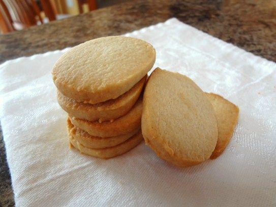 Gluten-Free Slice and Bake Sugar Cookies | cookie monster | Pinterest