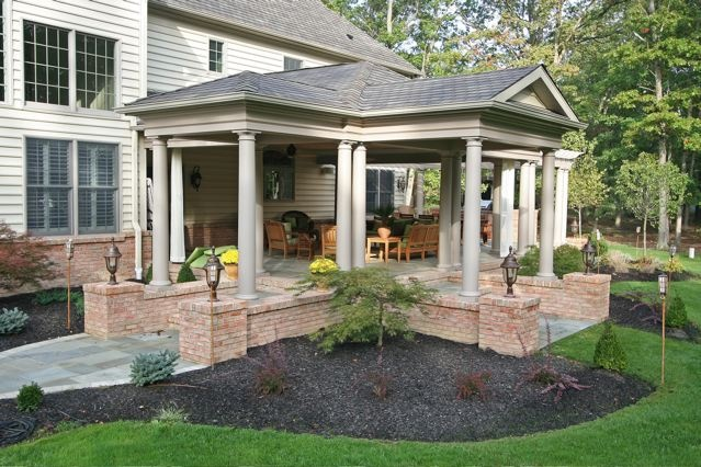 possible add on patio deck ideas pinterest