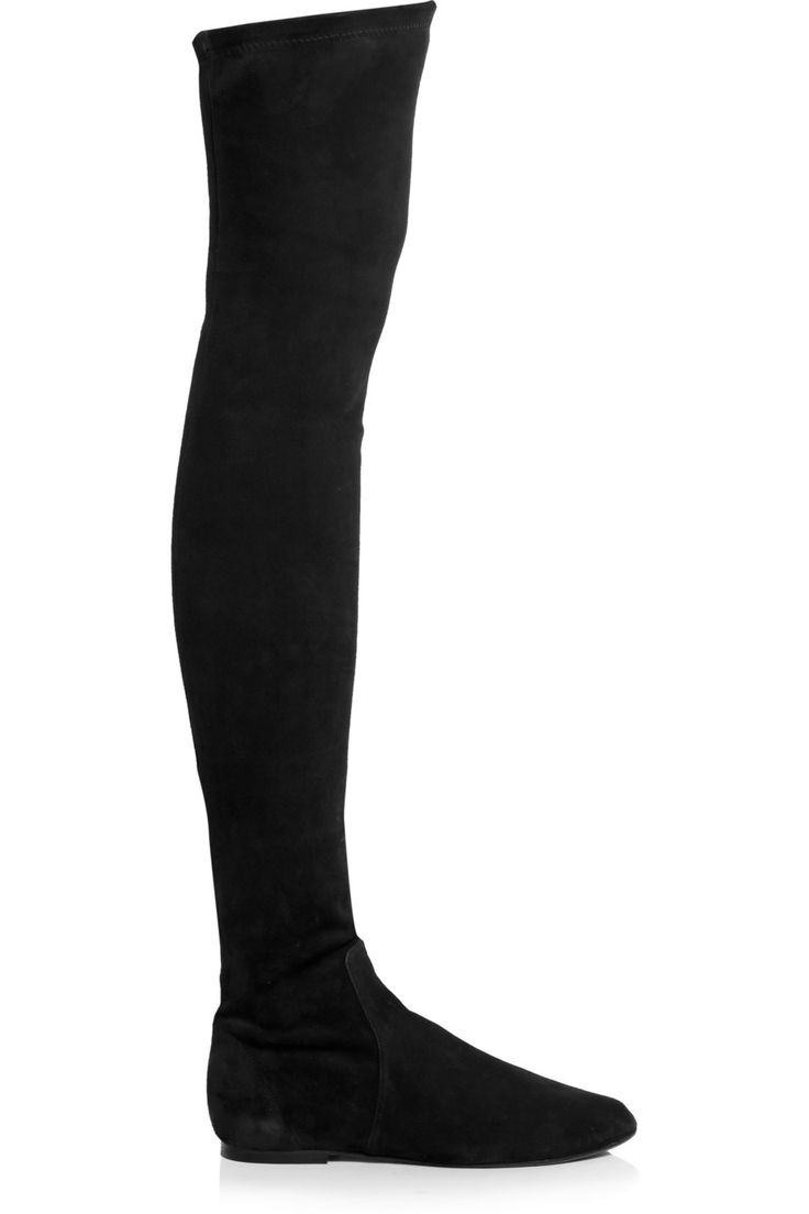 16 Insanely Comfortable Flat, Over-the-Knee Boots to ShopNow