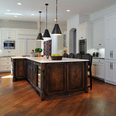 beautiful kitchens with islands voqalmedia com