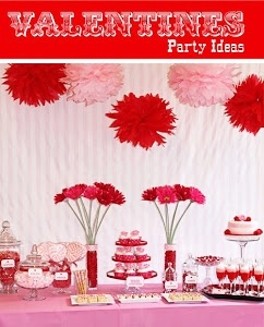 valentine's party ideas at school