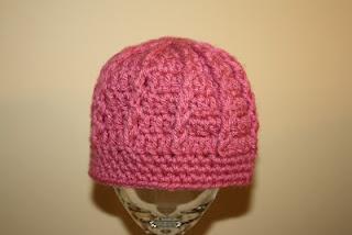 Crocheted Ribbed Beanie – Free Pattern | Crochet | Pinterest