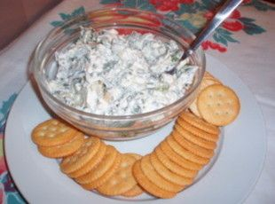 Spinach Dip Recipe | yummy | Pinterest