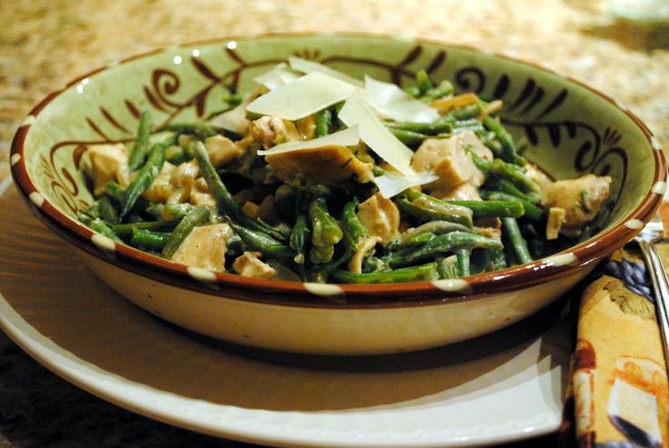 Chicken and Green Bean Casserole | Recipe