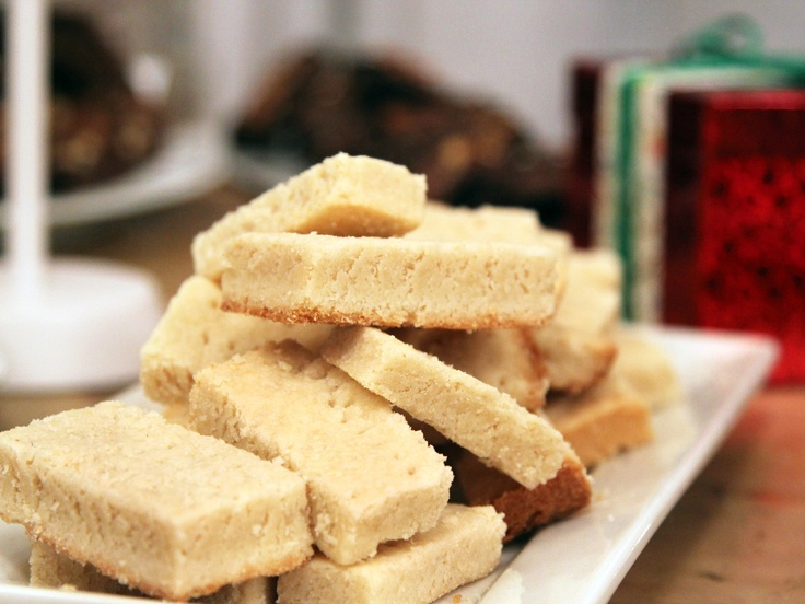 Scottish Shortbread from CookingChannelTV.com