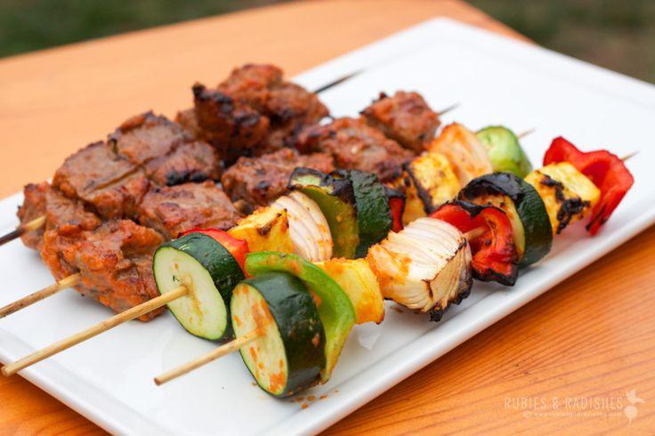 Paleo Beef Kebabs | Meat - Beef | Pinterest
