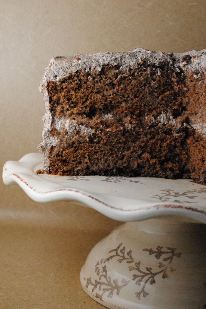 Chocolate Tres Leches Cake - Don't judge this book by its cover...if ...