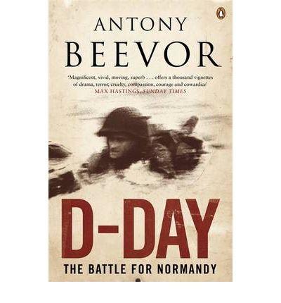 d-day book beevor
