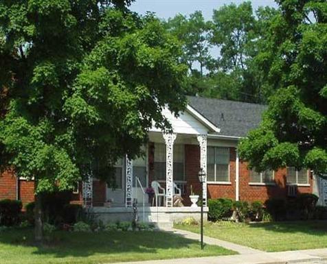English Woods Apartments Cincinnati Ohio