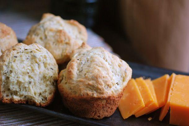 Always Order Dessert: Caraway Irish Soda Bread Muffins -- Food Blog ...