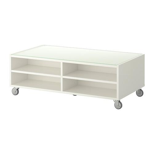 Boksel Coffee Table White Ikea Ikea Pinterest
