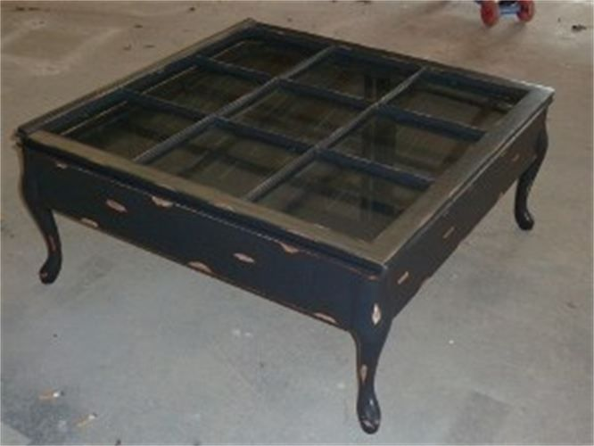 Shadow Box Coffee Table Furniture Ideas Pinterest