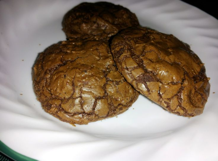 Yum... I'd Pinch That! | Double Chocolate Espresso Cookies