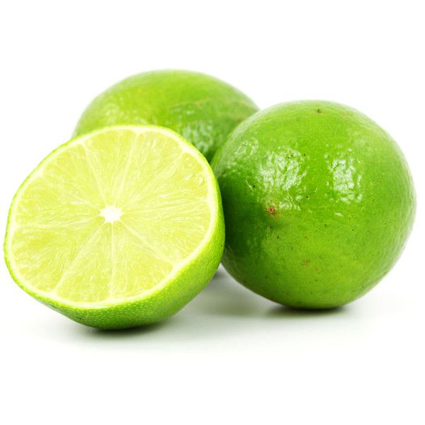 Green Limes found on Polyvore