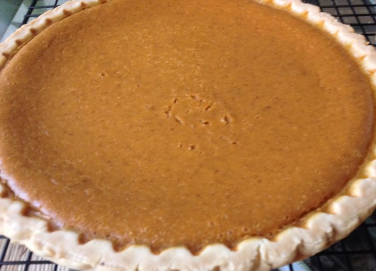 Bourbon Pumpkin Pie | Devious Desserts | Pinterest