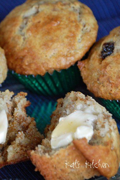 raisin muffins oat meal raisin cookie muffins golden raisin oat bran ...