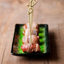 BACON! BOURSIN! DATES! Make bacon-wrapped Boursin-stuffed dates for ...