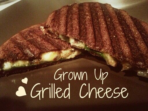 ... Press sandwich together cook on panini press until melted around 3-5