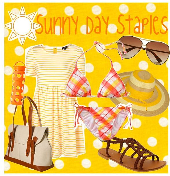 Jump into summer with sunny vegan clothing and accessories fake for