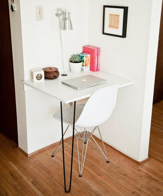 "Great ""downsized"" office for the home."