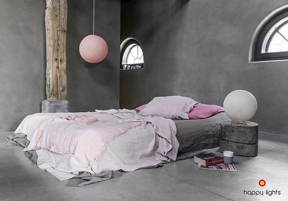 Slaapkamer Grijs Paars : happy lights bedroom grey slaapkamer grijs ...
