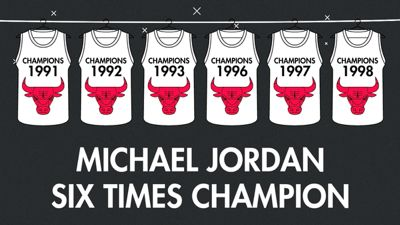 Michael Jordan Motion Graphics Art (Part 2)