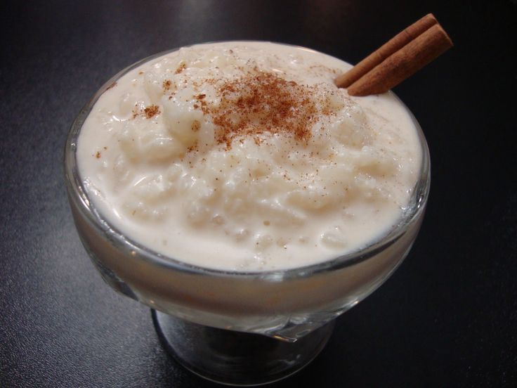 Arroz con leche | Mis raices | Pinterest