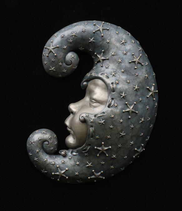 Naissance by J.A. Pippett Bronze Sculpture