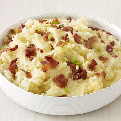 Bacon & Mint Mash - ?? Bacon? and Mint? I have to try this, it's Baco...