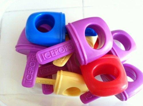 ice pop sticks without holes | summer | Pinterest