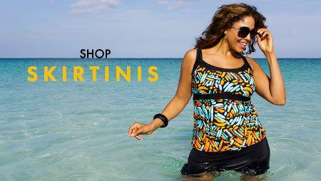 Shop Skirtini Swimwear