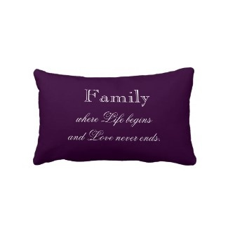Throw Pillows With Sayings : Family quote throw pillow Pillows with Quotes and Sayings Pintere?