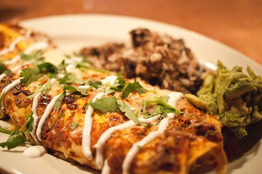 Brunch Enchiladas | Books Worth Reading | Pinterest