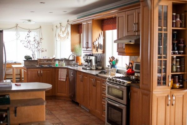 My newly-updated kitchen from top to bottom: a tour! #simplebites #kitchenreno