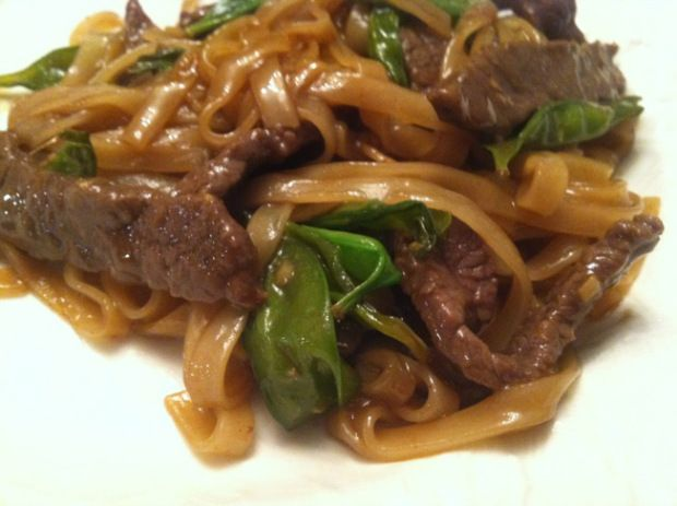Asian beef with snow peas | Clean Eating Recipes | Pinterest