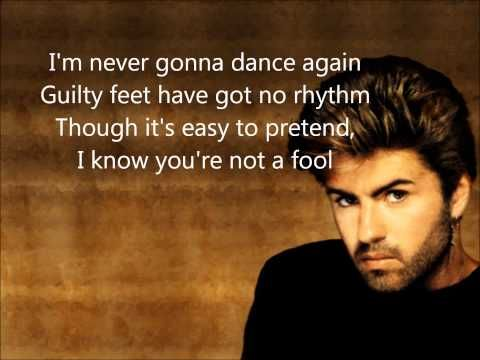 george michael careless whisper lyrics: