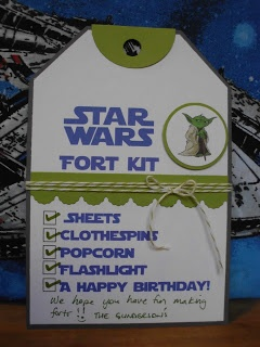 father day star wars kit