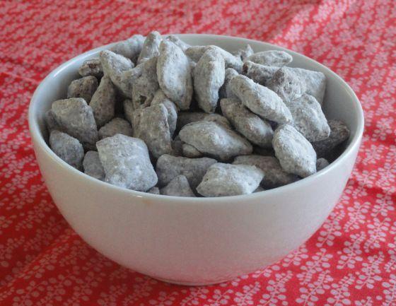 Puppy Chow (Muddy Buddies) recipe