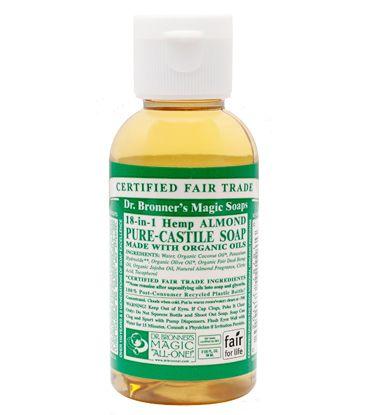 ... Castile Liquid Soap - 2 oz. | Chemical-free Beauty, Hair & Cle
