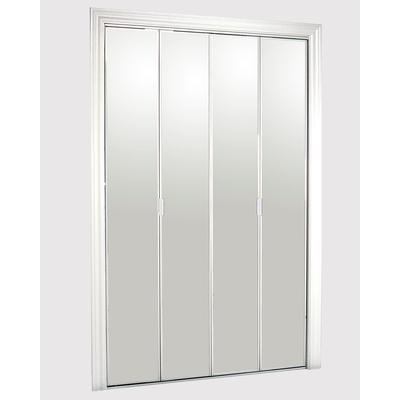 24 x2 mirrored bifold closet door ideas para el hogar for 24 closet door