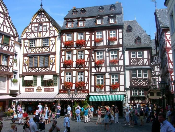 German Architecture Home And Europe Pinterest