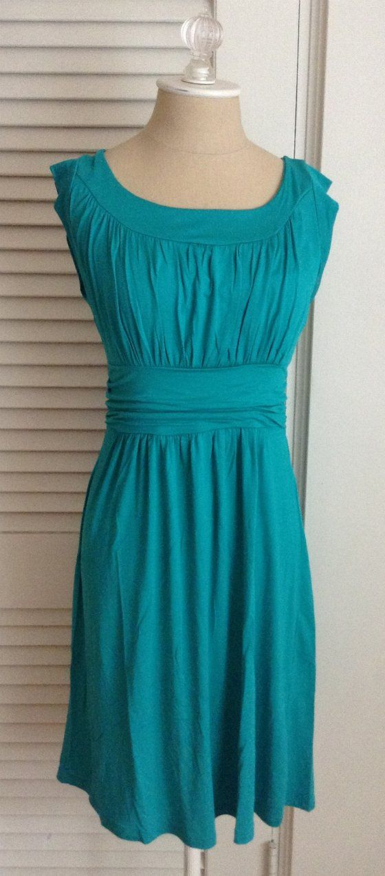 Stitch Fix Subscription Review - June 2014 Green Dress I love everything about this dress and would LOVE one in my next box (Jenny)