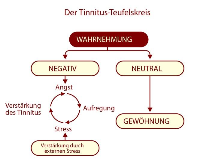 Causes of tinnitus and headache