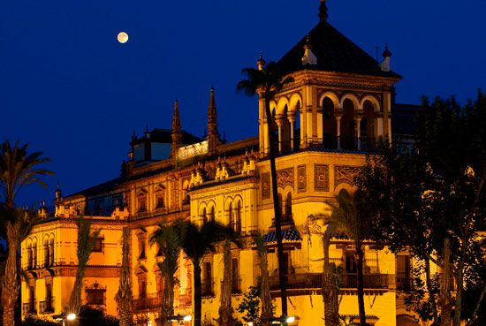 Hotel alfonso xiii sevilla espana favorite places - Hotel alfonso xii sevilla ...