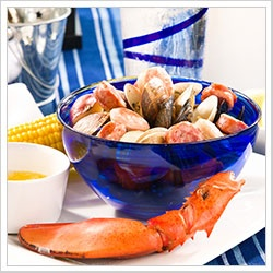 Simple Stovetop Clambake for Six | Recipes/Meat/Chicken/Turkey | Pint ...